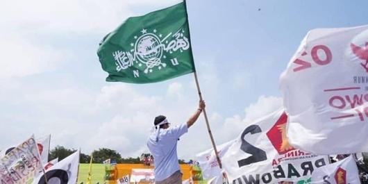 NU Lumajang Protes Sandiaga Kibarkan Bendera NU di Kampanye: Itu Pelecehan