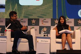 Ekta Kapoor Anurag Kashyap & Ramesh SippyAt at FICCI FRAMES 2017  0109.JPG