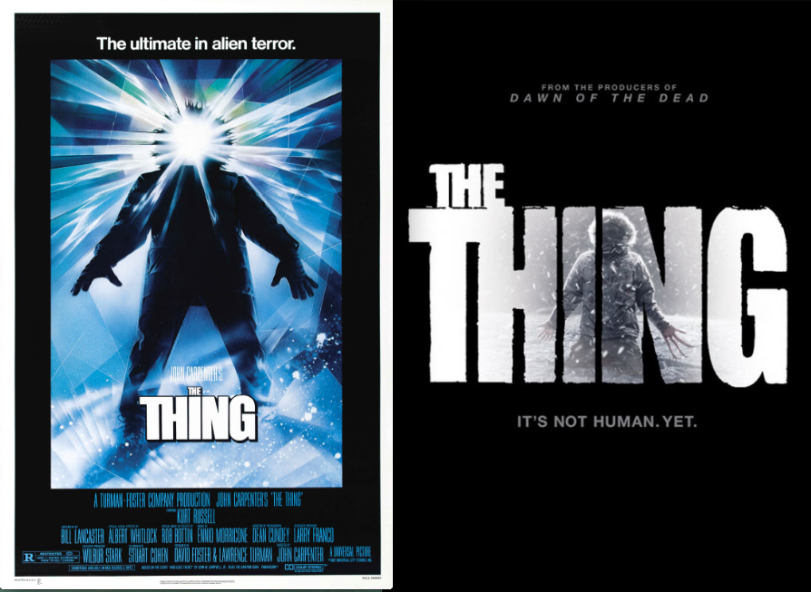 Movie Posters 2011: The Establishing Shot: THE LOST ART OF MOVIE POSTERS
