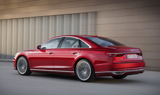 2019 Audi A8 Rumors