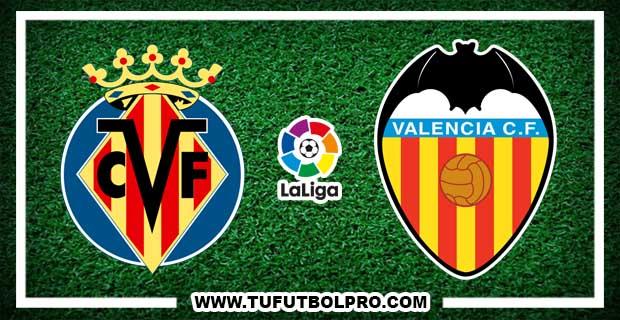 Ver Villarreal vs Valencia EN VIVO Por Internet Hoy 21 de Enero 2017