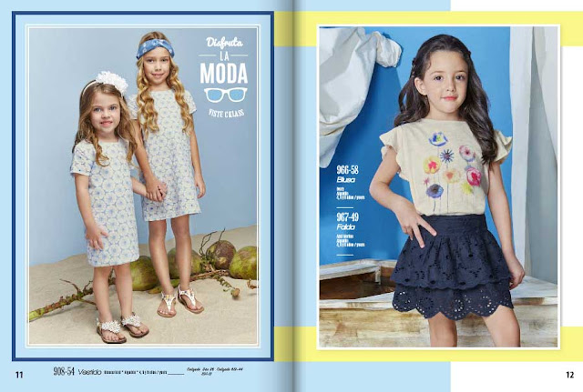 moda 2019 niños