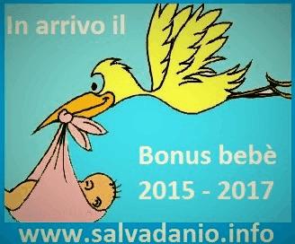 Richiedere Bonus bebè 2017 dove e come?