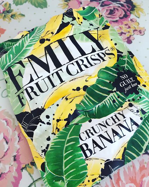 Emily Fruit Crisps - Crunchy Banana