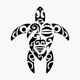 Maori Destaques Maori Tubarao Martelo Significado - Simbologia-maori-significado