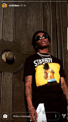 Wizkid To Release New Merch On Friday