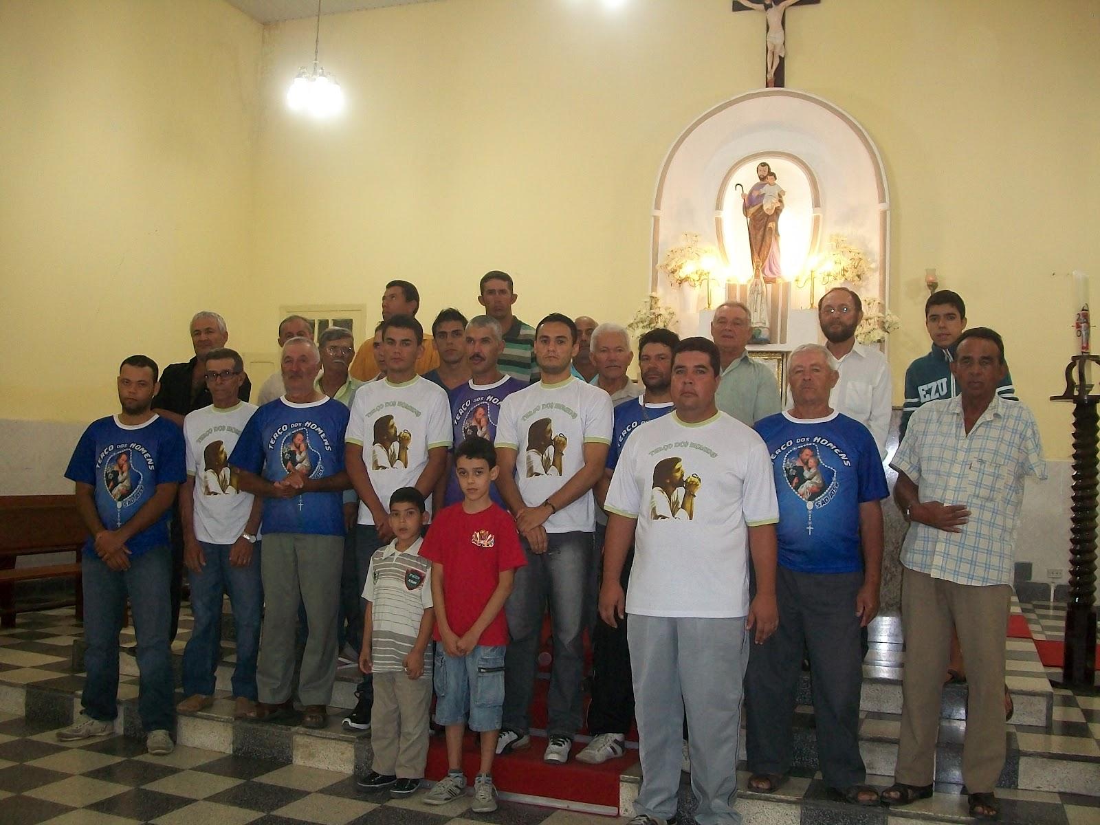 Blog Capoeiras: Terço dos Homens em Capoeiras