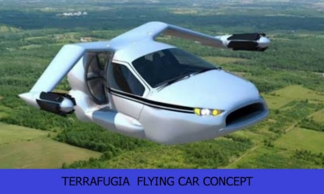 Flying Cars: The Reality Of The Future