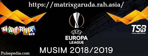 Liga Champions Musim 2018/2019 Tayang di Matrix Garuda