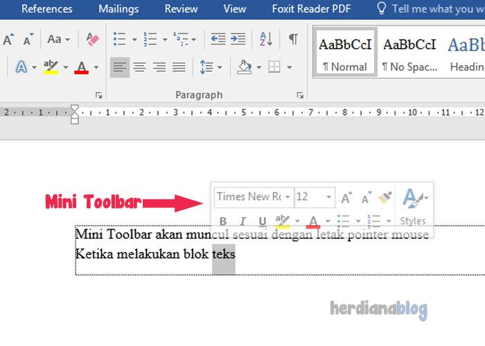 Mini-Toolbar-Ms-Word