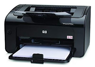 HP LaserJet Pro P1102w Printer Driver Downloads