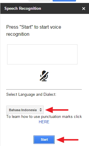 Cara Mengetik dengan Suara, 100% Akurat Bahasa Indonesia