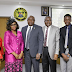 Gov. Ambode presides over swearing-in of newly appointed Permanent Secretary ...photo
