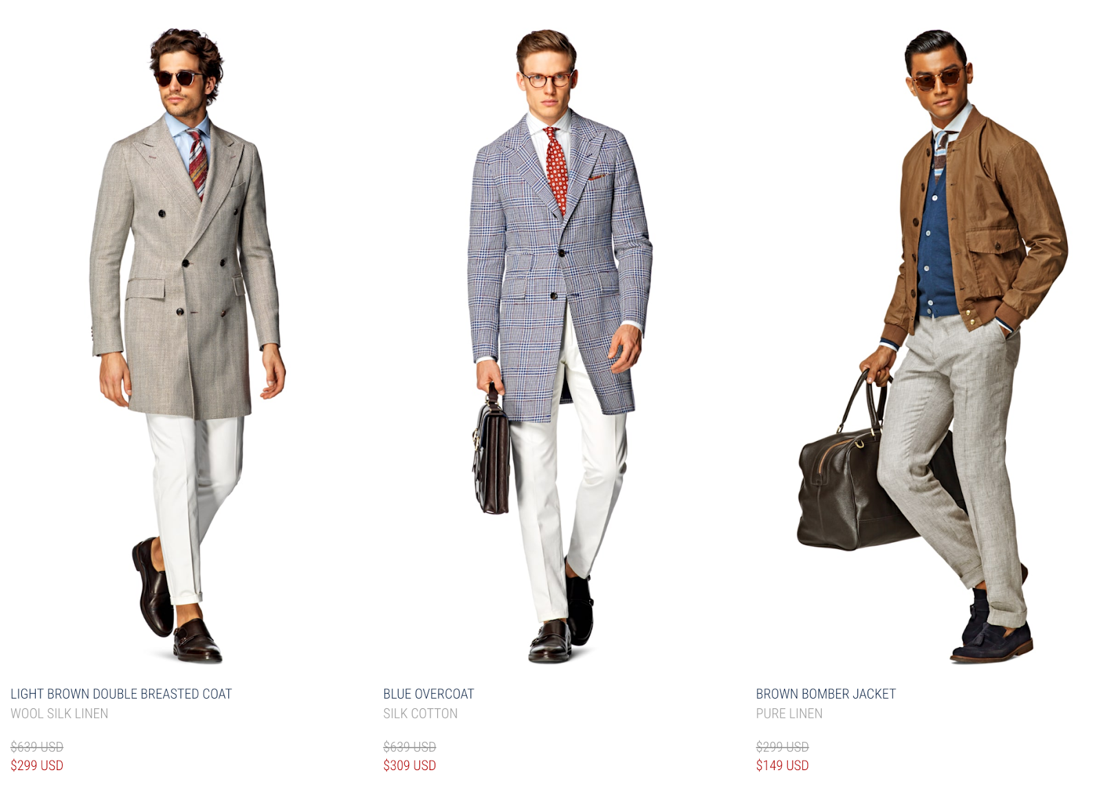 Suitsupply Outlet Open (Code FINALSALE)