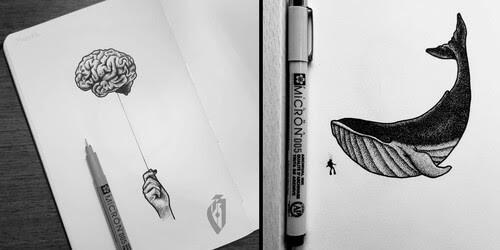 00-Stippling-Drawings-bloopdots-www-designstack-co