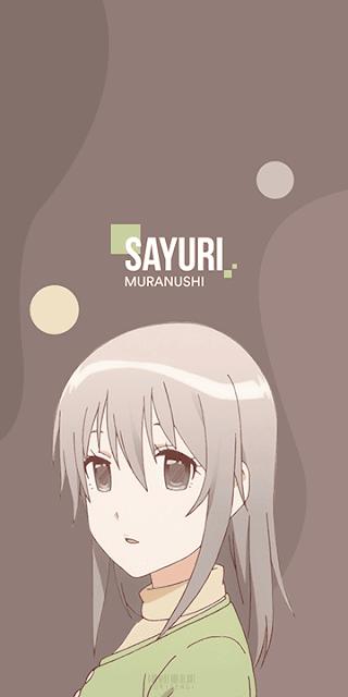 Sayuri Muranushi - WWW.Working!! Wallpaper