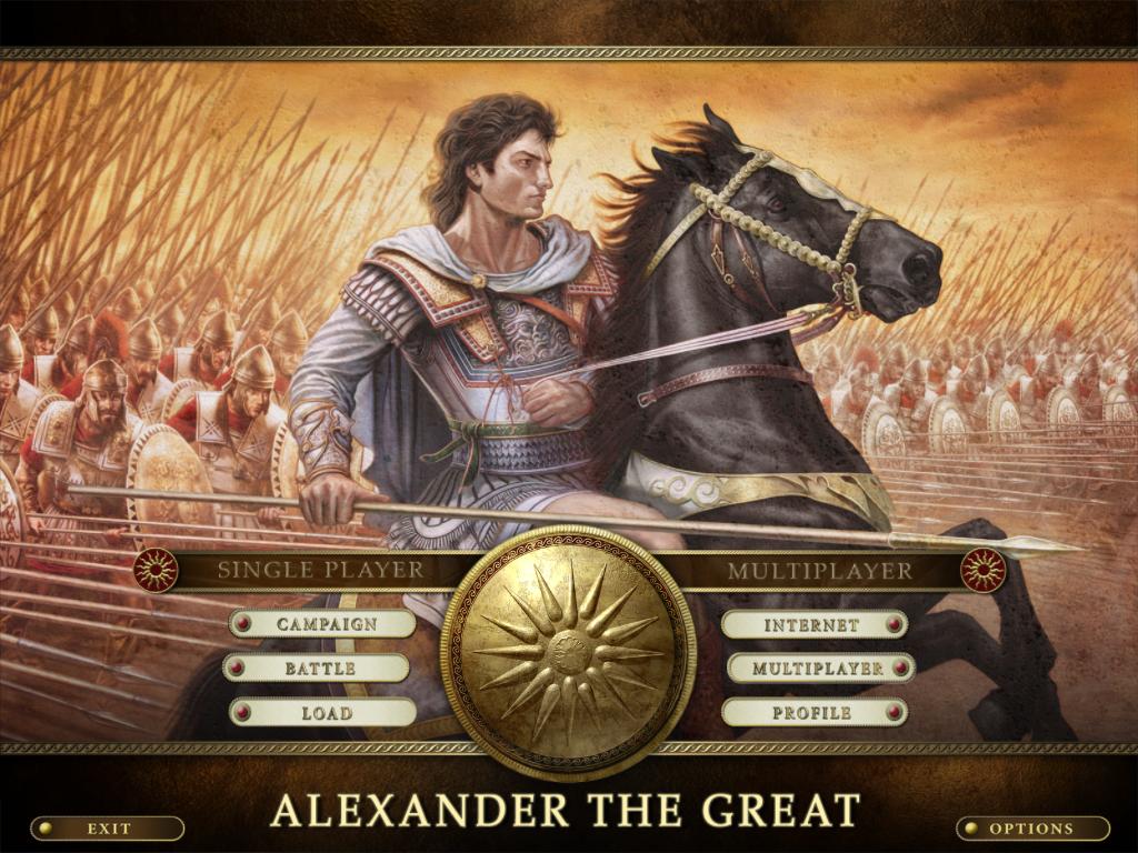 是非終有,搬鬥由他;真就是真,假只是假。: 【MEGA下載】【PC】【SLG】Alexander The Great│亞歷山大帝 (英文/免 ...
