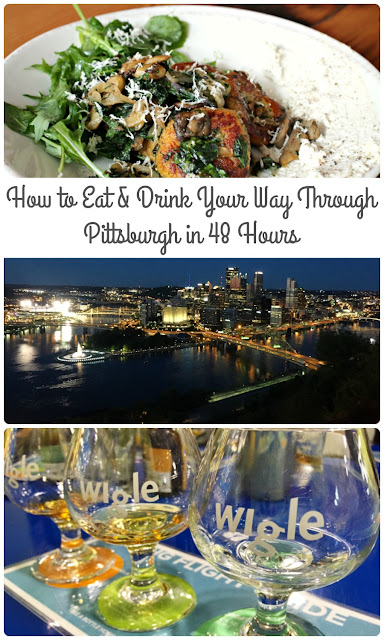 From the top of Mount Washington down to the Strip District, this is How to Eat & Drink Your Way Through Pittsburgh in 48 hours.