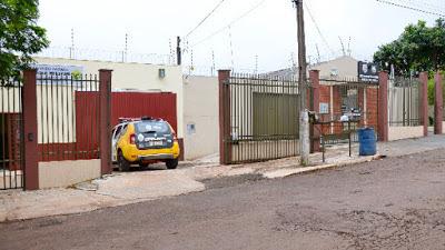 Carro é danificado após discussão entre cunhados em Marilândia do Sul