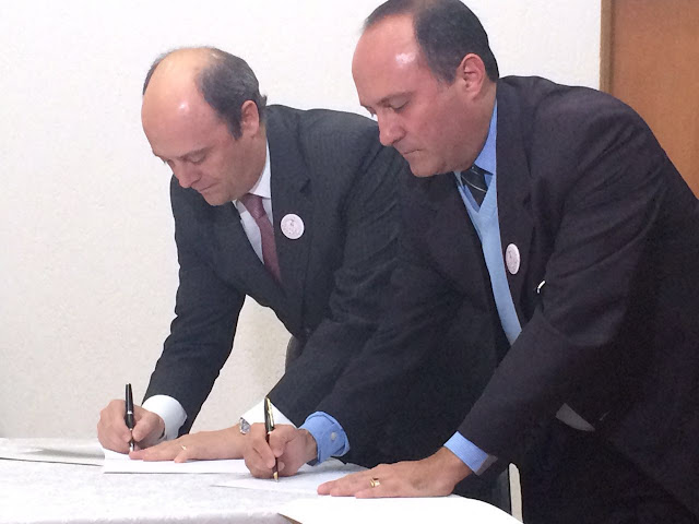 Associação dos Advogados de São Paulo e OAB Bauru assinam convênio para transmissão dos cursos Via Satélite
