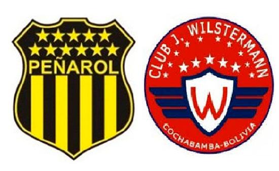 Peñarol Vs. Wilstermann - Copa Libertadores