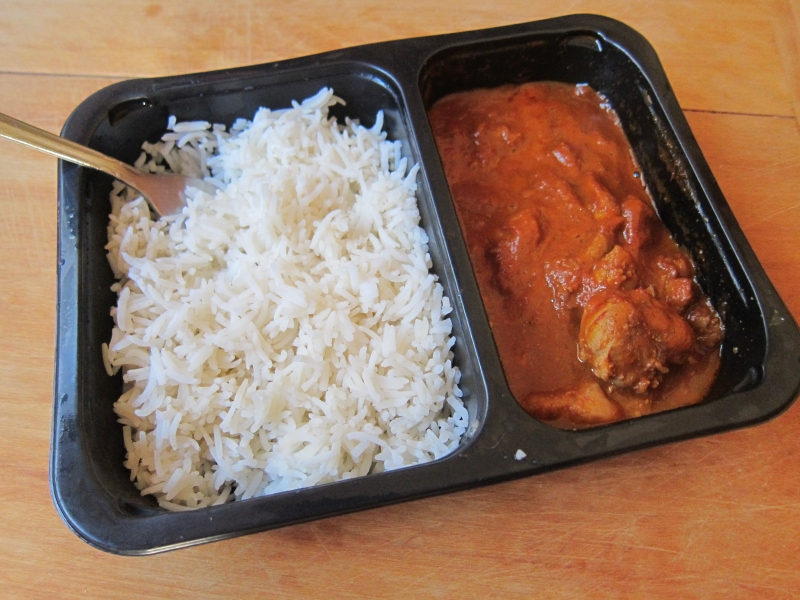 Frozen Friday Trader Joes Butter Chicken Brand Eating