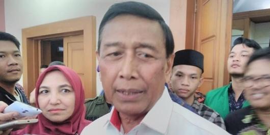 Wiranto: Kalau Ada yang Mengatakan, Pak Wiranto Pertahanan Indonesia Rapuh, Omong Kosong!