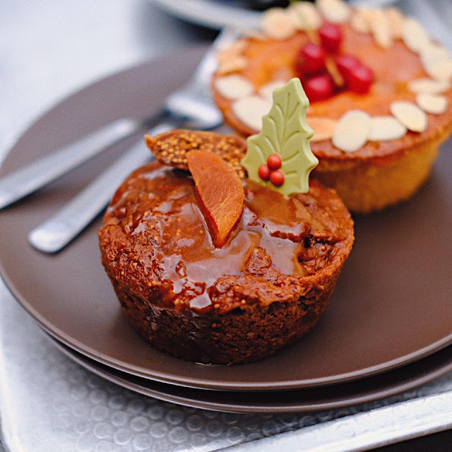 Sticky Fig Pudding