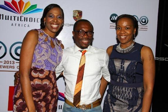 Naija Vibe Africa Magic Viewers Choice Award Nominees event