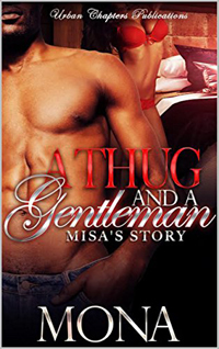 , #KontrolReads A THUG AND A GENTLEMAN Misa's Story  by Mona
