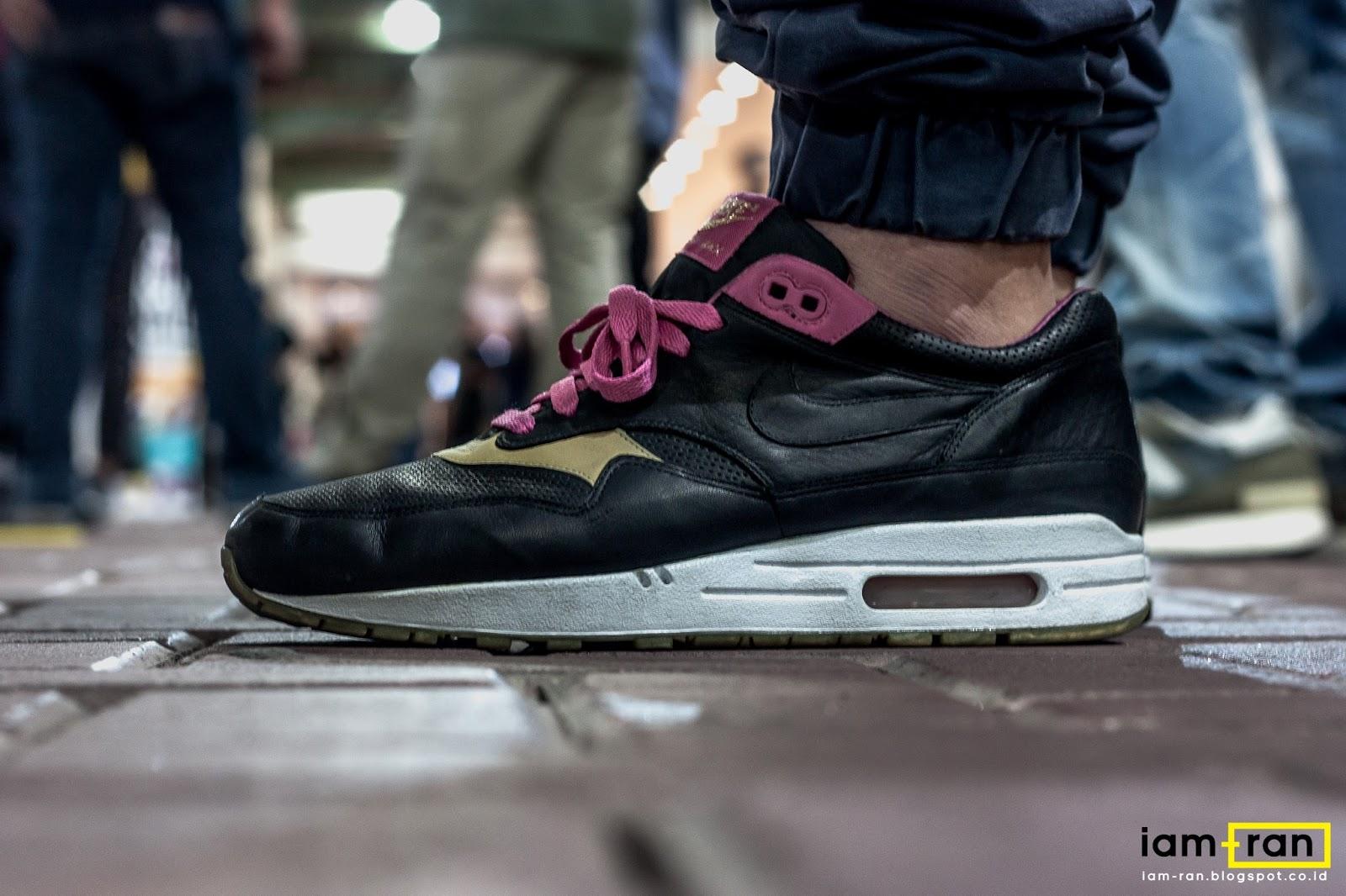 IAM-RAN: ON FEET : Leo - Nike Air Max 1