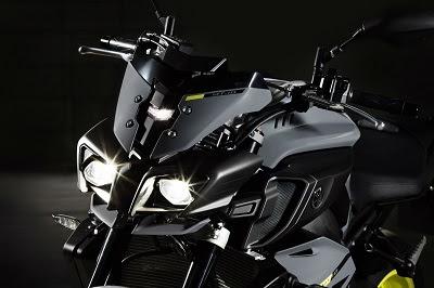 Fitur Yamaha MT 10