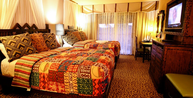Disney Animal Kingdom Lodge Quarto