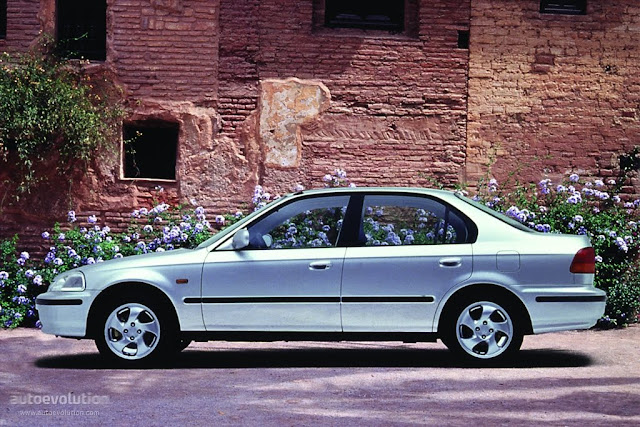 Honda Civic 1.6 ies 1998-2000