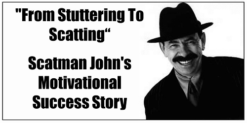 "Scatman John, Motivational, Success Story, ""From Stuttering To Scatting"", Inspirational, Stuttering, Scatting, ""Scatman's World"", ""I'm Scatman"", Scatland, Life"