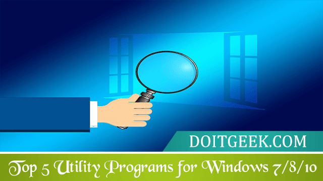 Top 5 Best Utility Programs for Windows