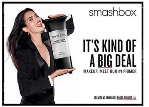 Smashbox Free Photo Finish Primer Samples