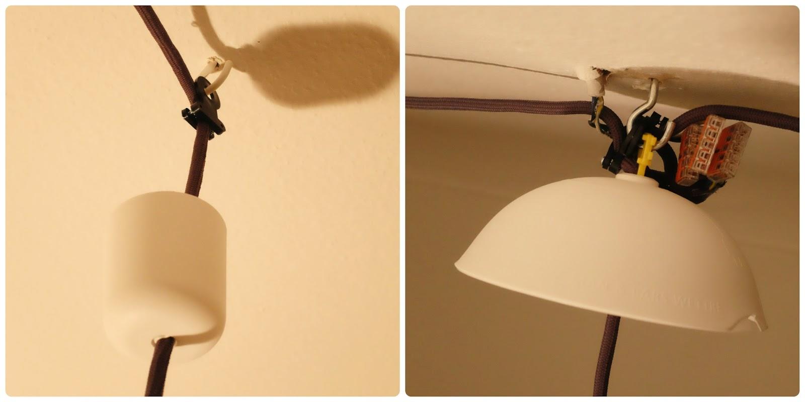 Ikea Decken ikea hack aus blumenvasen wird eine deckenle fuchsgestreift