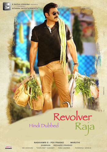 Revolver Raja 2017 Full Movie Hindi Dubbed Download