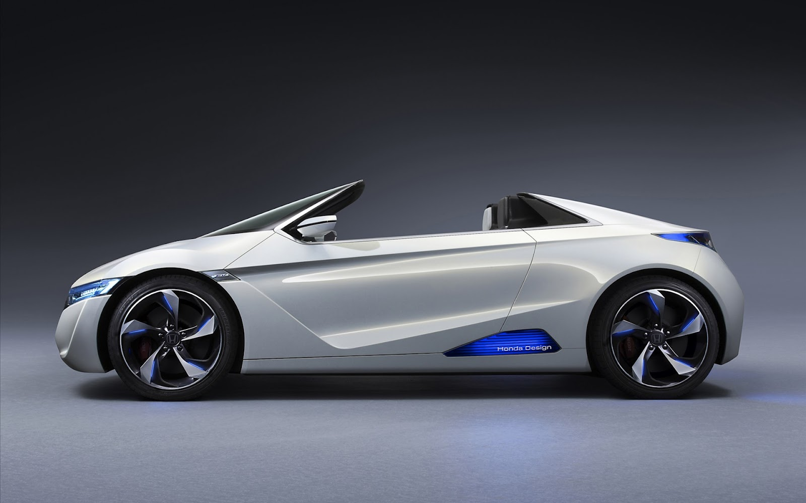 HD new wallpaper: honda concept car