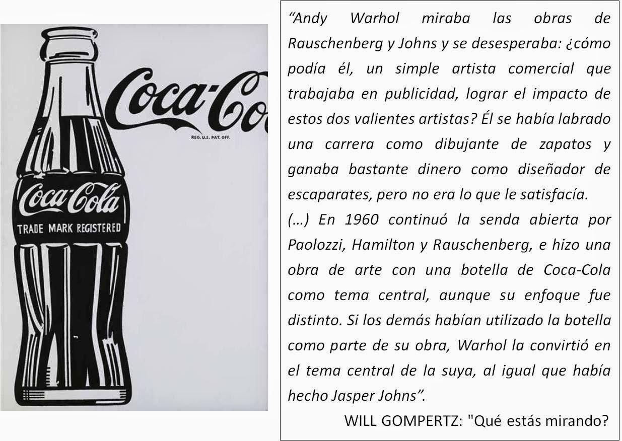 AREL-ARTE: EL POP ART EN ESTADOS UNIDOS: ANDY WARHOL