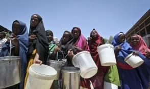 Al menos 110 fallecidos en 48 horas en Somalia a causa de la sequía