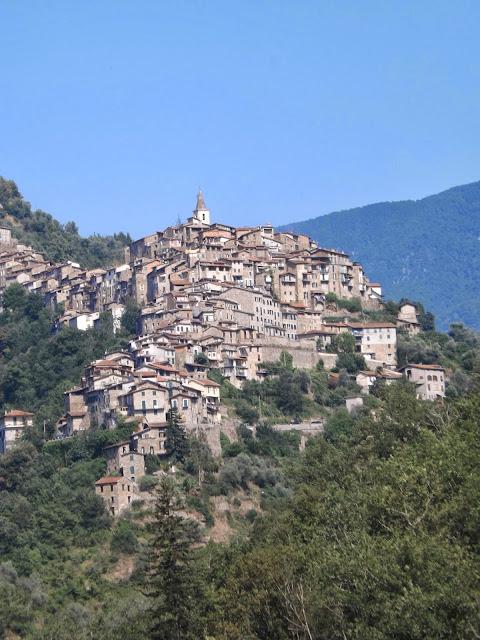 Aprical, Italie, Monteacara, Vintimille