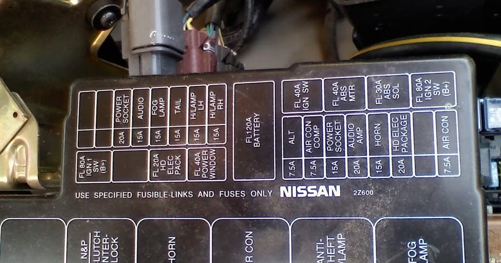 Who Is 2005 Chevy Impala Fog Light Relay And Fuse Box Diagram