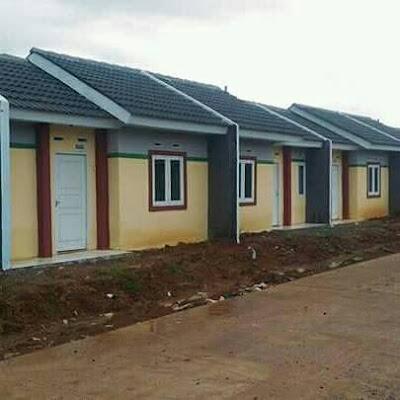 Rumah Over kredit di Cibarusah Cikakarang Cicilan 900 ribuan/bulan