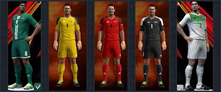Adidas Iraq 2016 Olympics kit Pes 2013