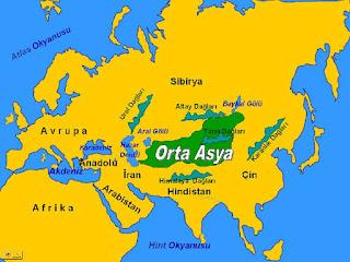 Orta Asya Türk Devletleri