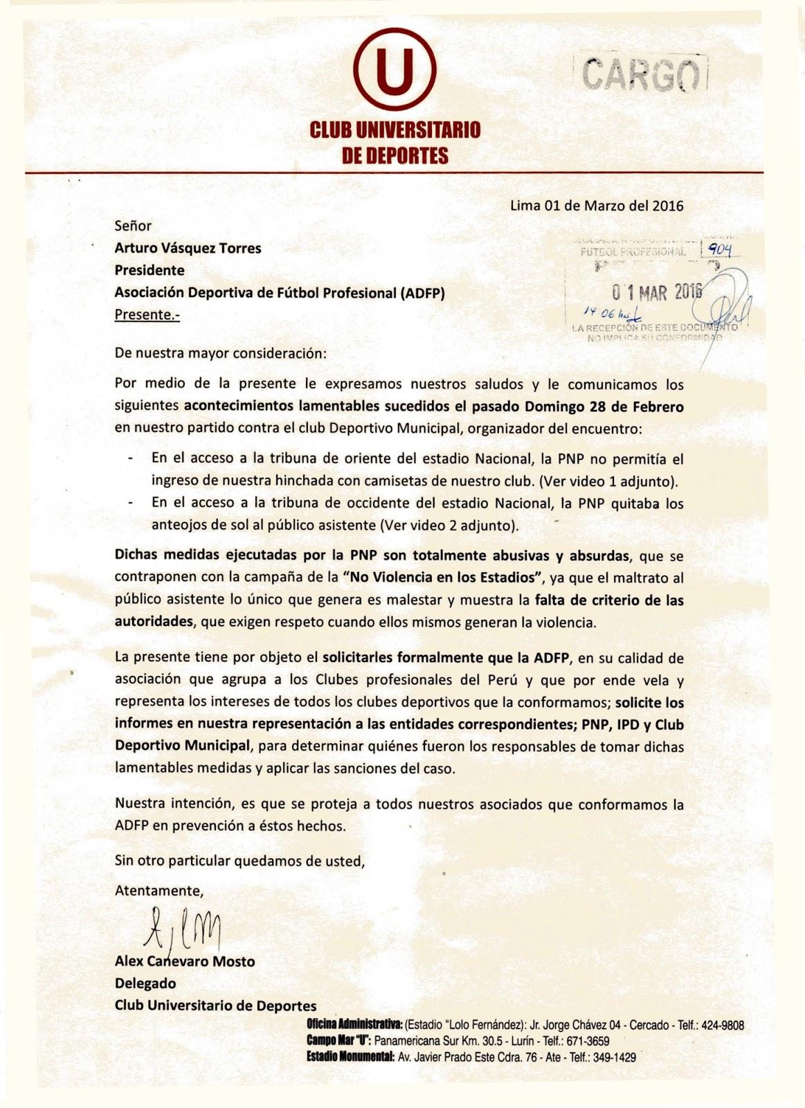6e6f86519 Universitario de Deportes: