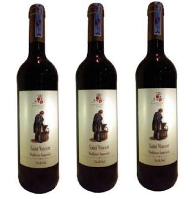 Rượu vang Nier Saint Vincent
