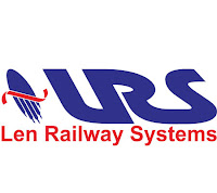 Logo PT Len Railway Systems
